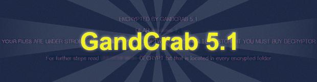 解密並刪除GandCrab 5.1勒索軟件病毒