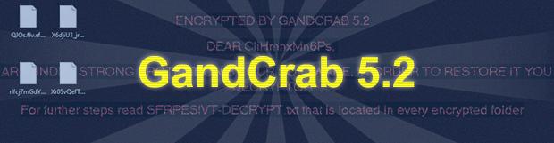 GandCrab 5.2病毒勒索軟件解密和刪除