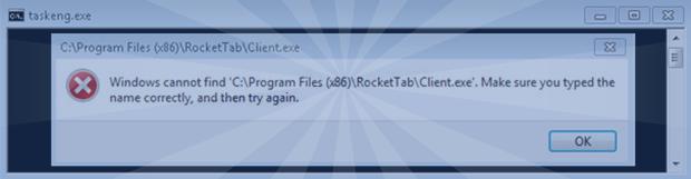 Windows中刪除Taskeng.exe病毒彈出視窗