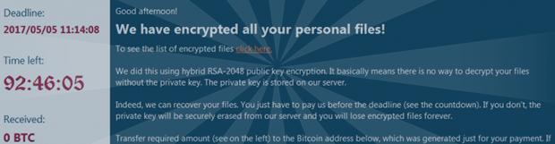 ThunderCrypt勒索軟件: 解密文件並刪除病毒